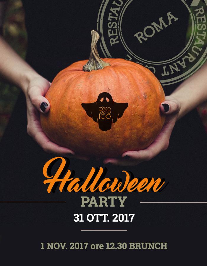 Festa di Halloween 2017