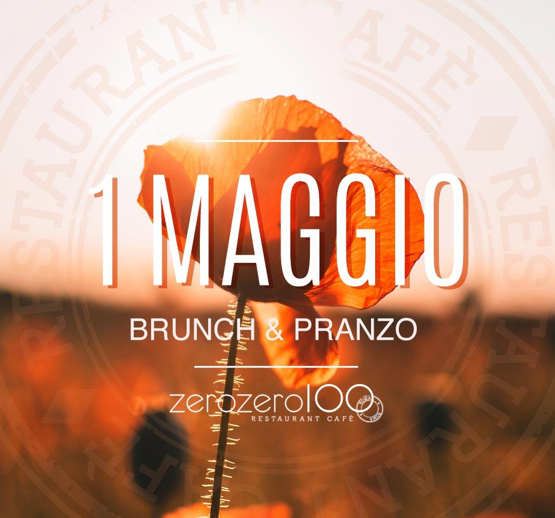 zerozero100 brunch 1 maggio 2018