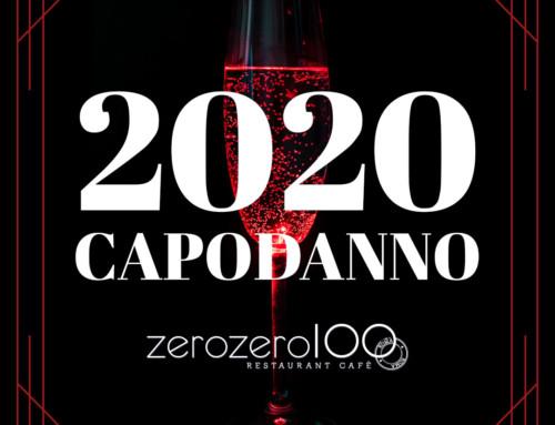 Capodanno 2020 allo Zerozero100