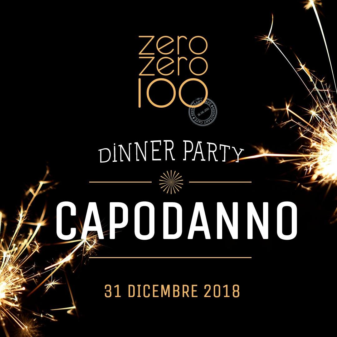 Zerozero100 Festa di Capodanno 2019