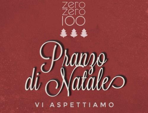 Pranzo di Natale 2019 allo Zerozero100