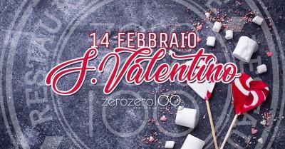 00100 Ristorante evento San Valentino 2018