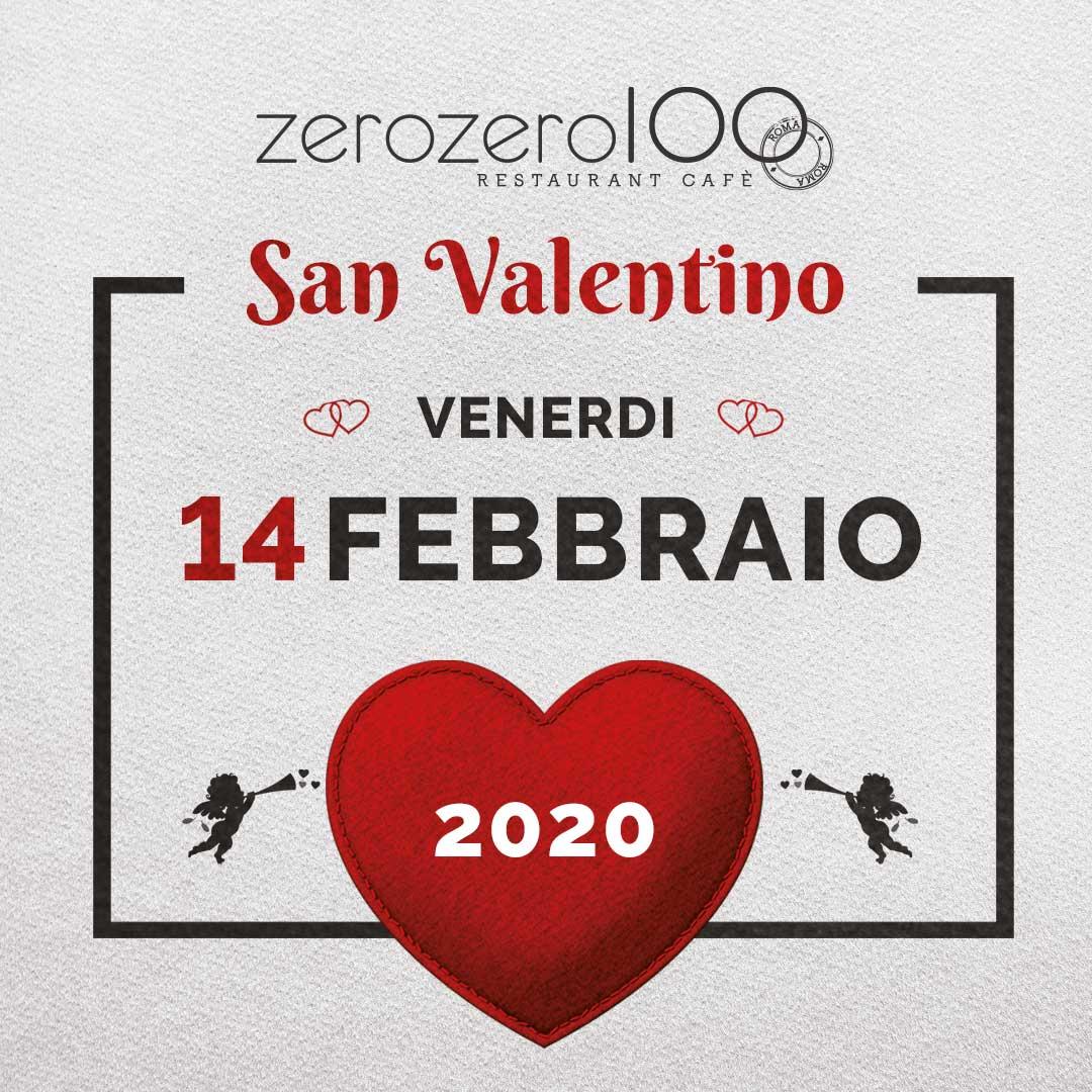 Zerozero100 San Valentino 2019