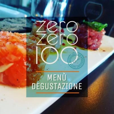 menu degustazione